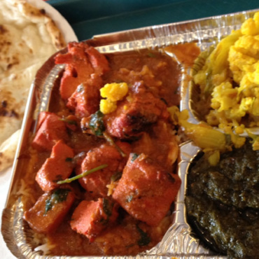 Kids Curry Meal
