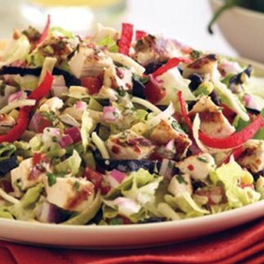 Onion and Green Chilli Salad