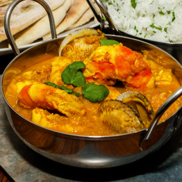 Fish Goan Curry (GF)