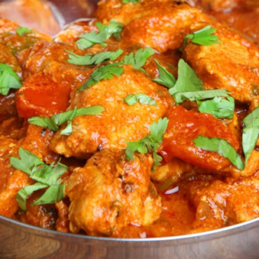 Chicken Madras (GF)