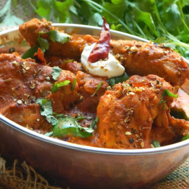 Kadhai Chicken (GF)