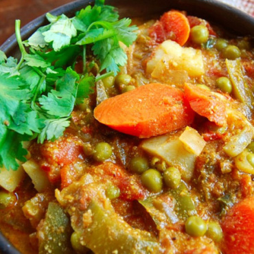 Vegetable Korma (GF)