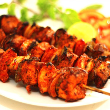 Chicken Tikka (4pcs) (GF)