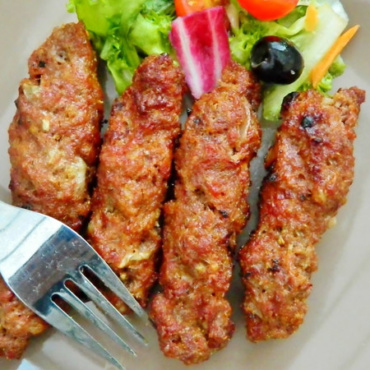 Seekh Kebab (4PCS) (GF)