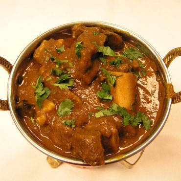 Traditional Goat Curry (GF)
